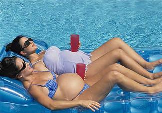 热的字都出汗了 伏天孕妇避暑妙招来帮忙