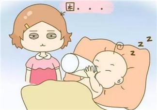 多大的宝宝可以断夜奶 宝宝夜奶什么时候断比较好