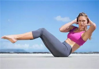 肚子减肥最快有效方法 佟丽娅孕后减肥有心得