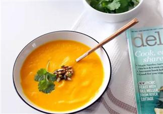 补充叶酸又能预防孕期便秘 干了这碗橙香胡萝卜浓汤