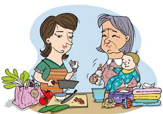 婆婆永远都不可能是妈 婆媳关系如何相处