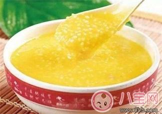 月子经典小米粥怎么做    产后恢复小米粥菜谱