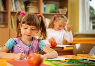 孩子做作业时少操心 这么做孩子的效率会更高