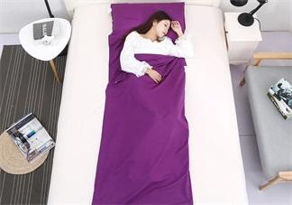 上海人狂买隔脏睡袋 在外入住必备隔脏睡袋推荐
