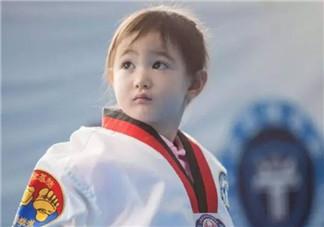 孩子多大可以学跆拳道 女孩子学跆拳道的最佳年龄是几岁