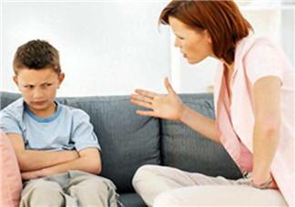 儿童管教原则  父母千万不要过分唠叨