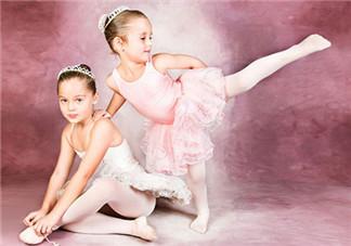 甜馨越来越美的原因 芭蕾舞蹈学习好处多